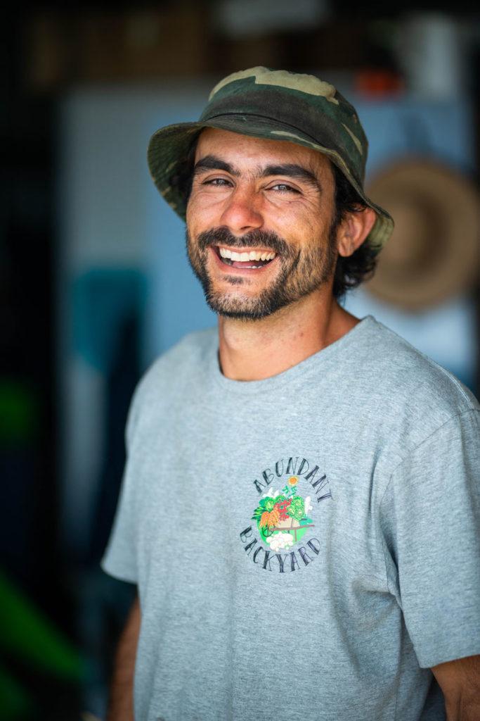 Silvio Maffra - Organic Farmer
